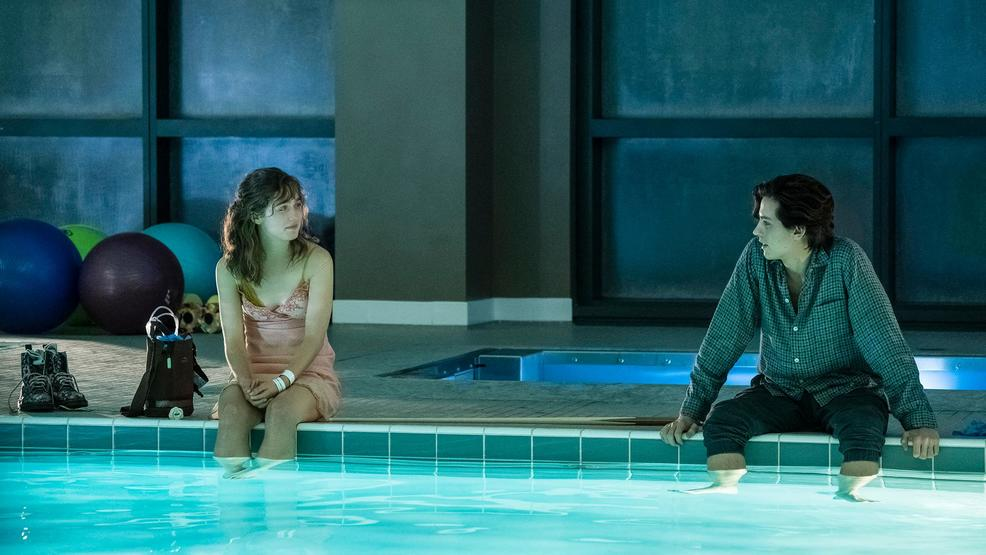 Review: 'Five Feet Apart' plays like a medical retelling of 'Romeo and Juliet'