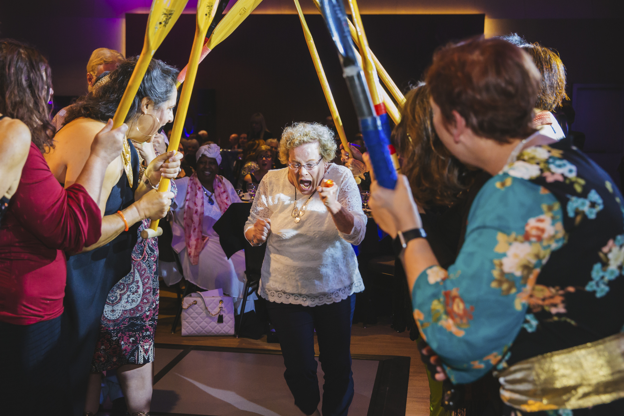 The Team Survivor NW 2018 Gala brought out dozens of female cancer survivors and their loved ones - in full disco attire - to boogie the night away at the annual benefit. The sold out event is in it's thirteenth year, and was held at the Meydenbauer Center in Bellevue, WA. (Image: Sunita Martini)