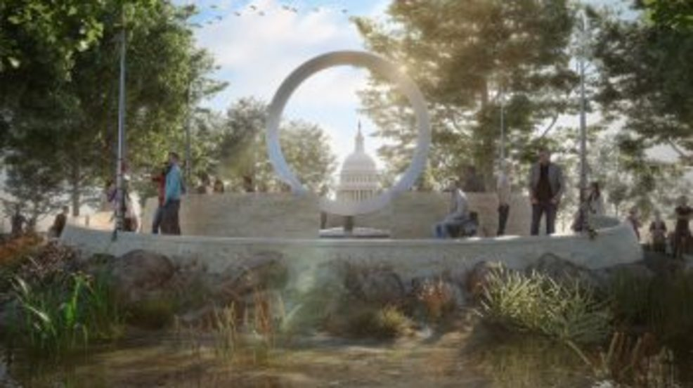 Local artist to design Native American Memorial