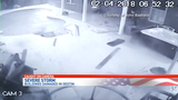EXCLUSIVE VIDEO: Severe storm that damaged businesses, property caught on camera
