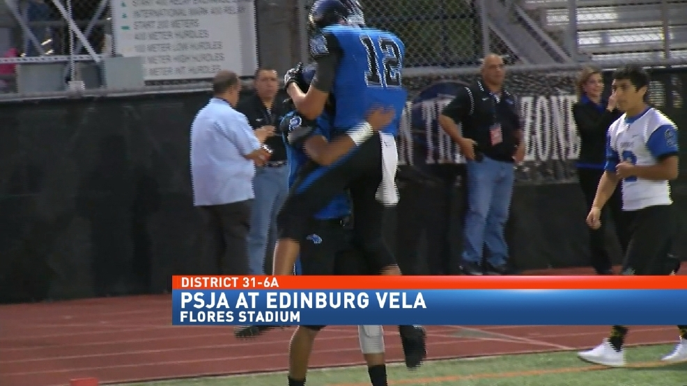 Edinburg Vela Wins A Shootout Over PSJA