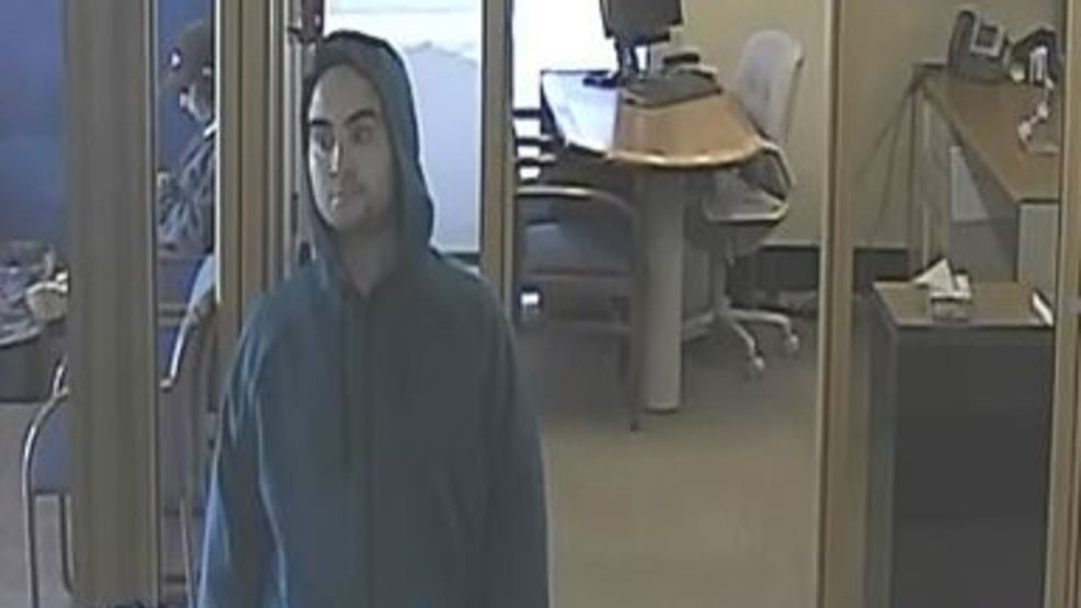 Police Searching For Man After Attempted Bank Robbery Wham