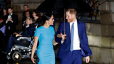Prince Harry and Meghan support completion of relief center