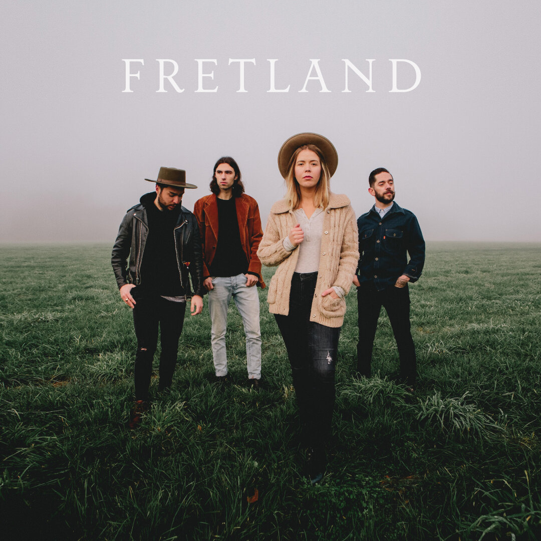 Fretland's debut album is a mesmerizing mix of Americana, country and pop. (Image: Fretland)<p></p>
