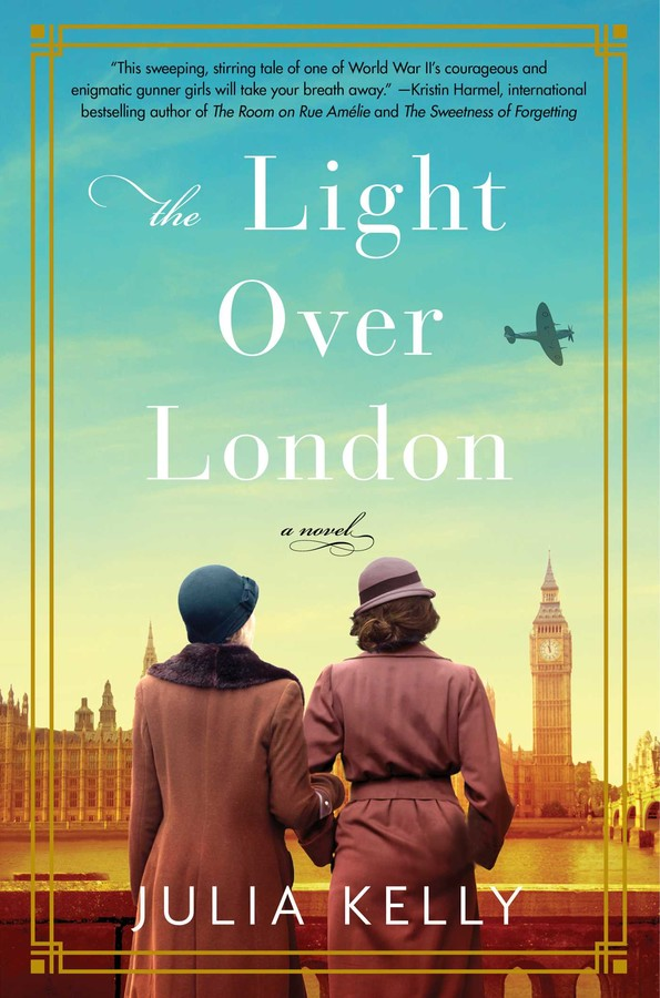 """Light Over London"" by Julia Kelly{ }(Image: Courtesy{ }Gallery Books)"