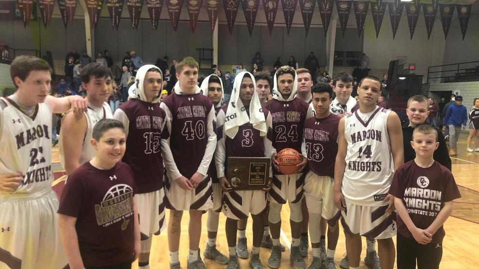 3.7.19 Highlights - Wheeling Central advances to boys' state hoops tournament