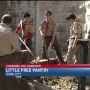 "Jack Ballard and boy scout troop 212 build ""little free pantry"""