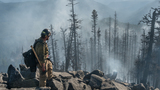 Whitewater Fire burning in the Mount Jefferson Wilderness of Oregon | PHOTOS