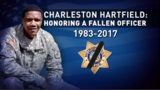 Remembering a hero: Funeral held for Las Vegas police officer killed on 1 October