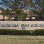 No viable threat to Americas High School, district says