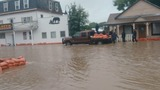 Flooding closes more roadways in central Montana