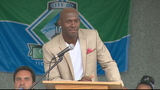 Fans congratulate Donald Driver's Packers Hall of Fame induction
