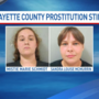 Two Oelwein women arrested in prostitution sting