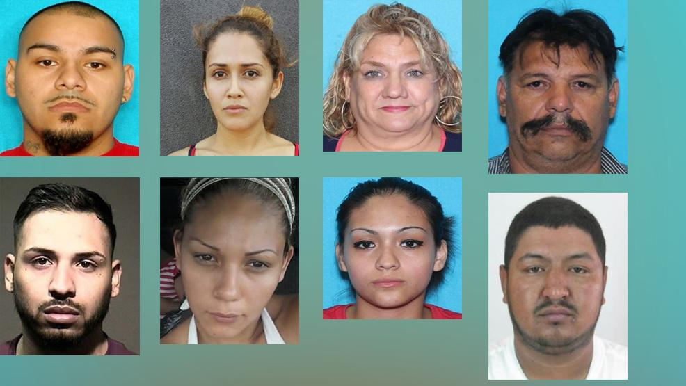 Federal prosecutors unsealed an indictment against members of the Southwest Cholos on Wednesday, charging members of the Houston-based gang with sex trafficking and drug smuggling. (Photo courtesy of the U.S. Attorney's Office for the Southern District of Texas)