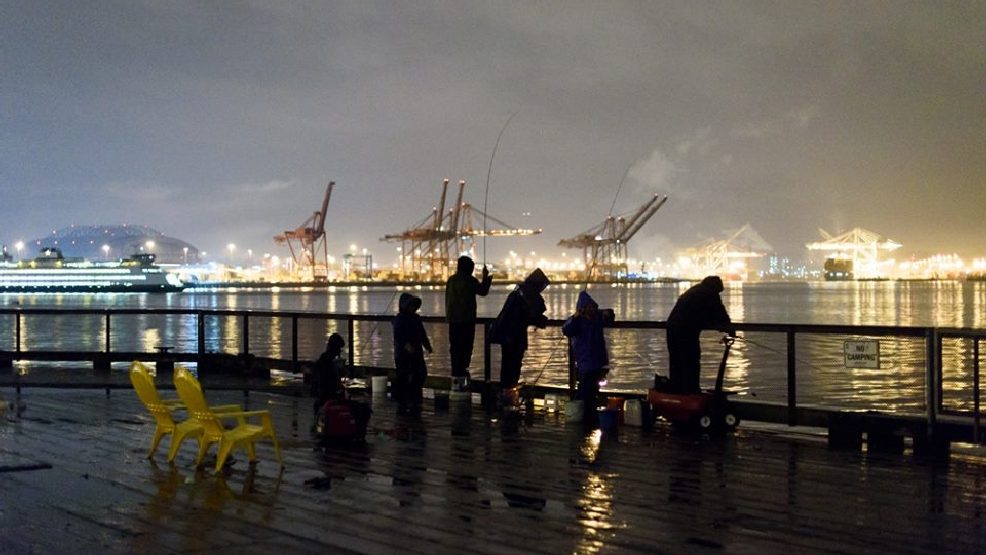 "Despite record rainy fall/winter last year, Seattle ends up 6th wettest ""water year"""