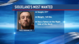 SIOUXLAND'S MOST WANTED: Paul Keegan