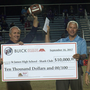 Local dealership donates $11,000 to St. James High School