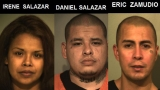 Three suspects charged in connection with death of San Juan runaway