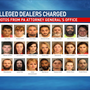 31 suspected drug dealers charged in Blair County bust
