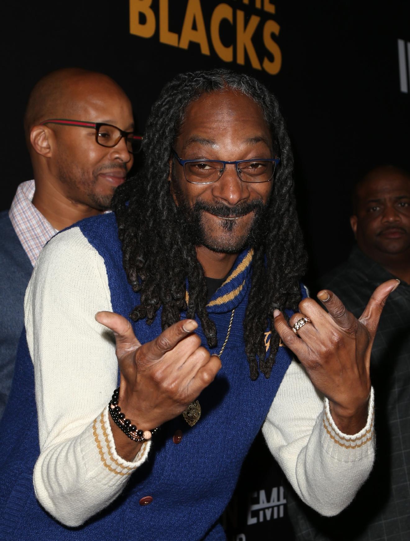 Was Snoop Dog In Meet The Blacks