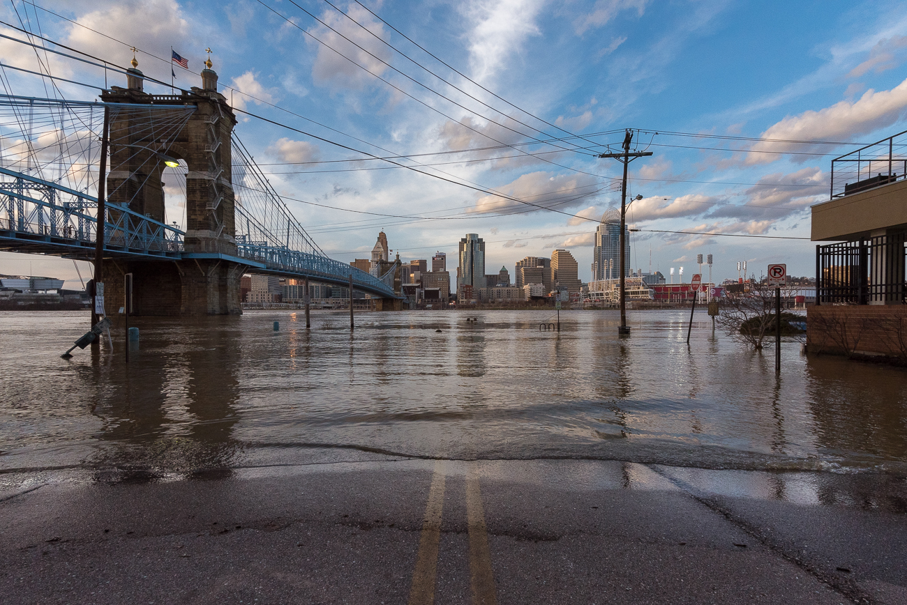 A Deluge Of Photos Highlighting The Ohio River Flood Of