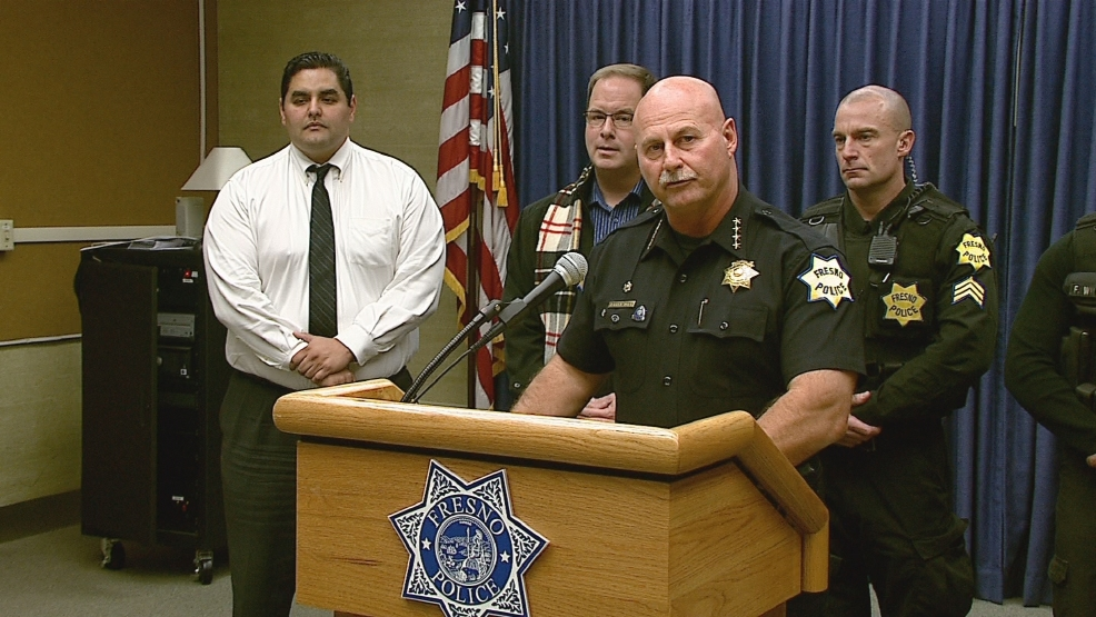 Fresno Police Arrest Four Teens Related To Edison High School ...