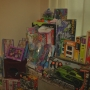 Local group donates presents to over 50 families for the holiday
