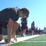 Jenks High School football player is honored by team after beating cancer