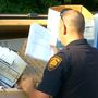 Police investigating private information uncovered in school dumpster