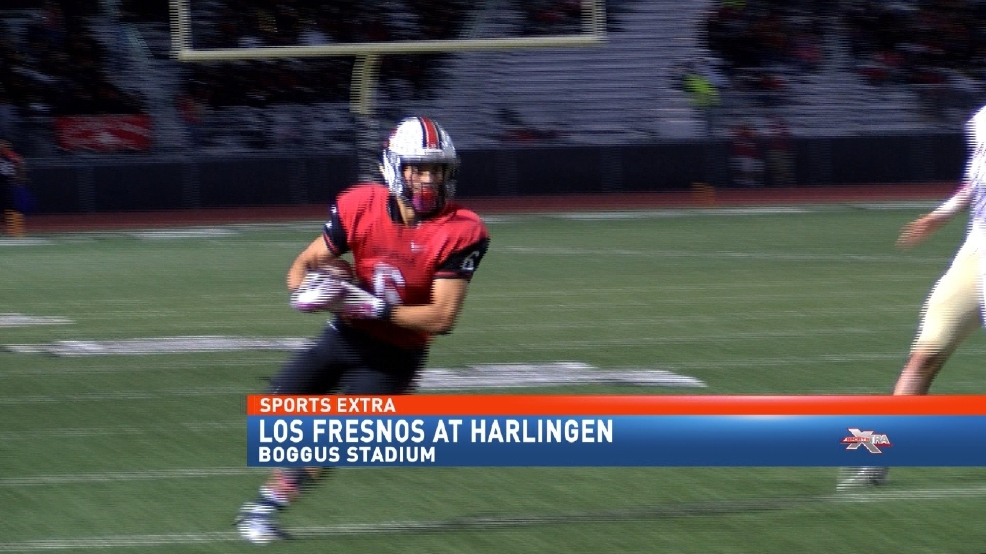 Harlingen Uses Many Weapons To Pound Los Fresnos