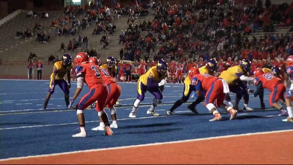 Highlights: Canutillo vs Burges