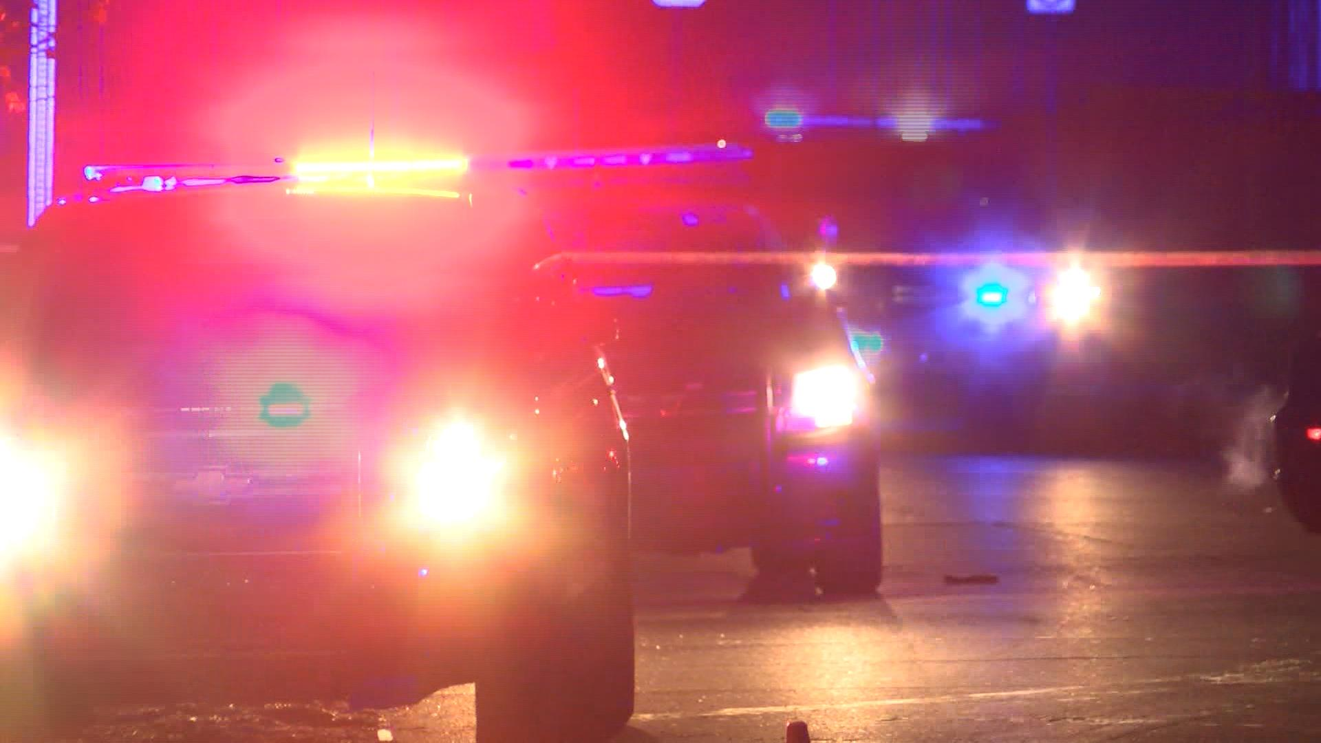 A 15-year-old girl is in critical condition after being shot in the head (Photo credit: Ian Wood, NBC25/FOX66 News)