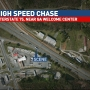 Man faces charges after high-speed chase on Interstate 75