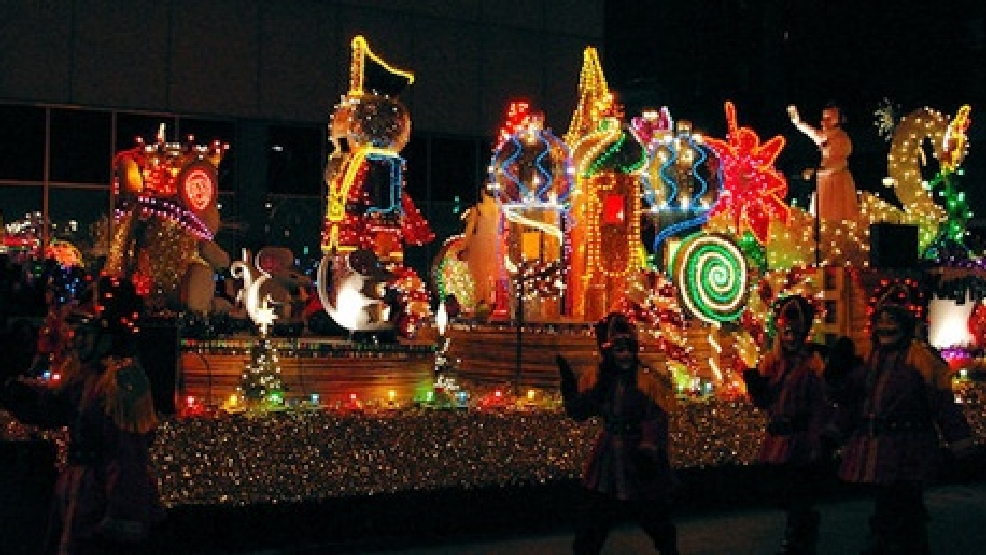 Tulsa Christmas Parade | KTUL