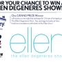 Win a Trip to Ellen Sweepstakes