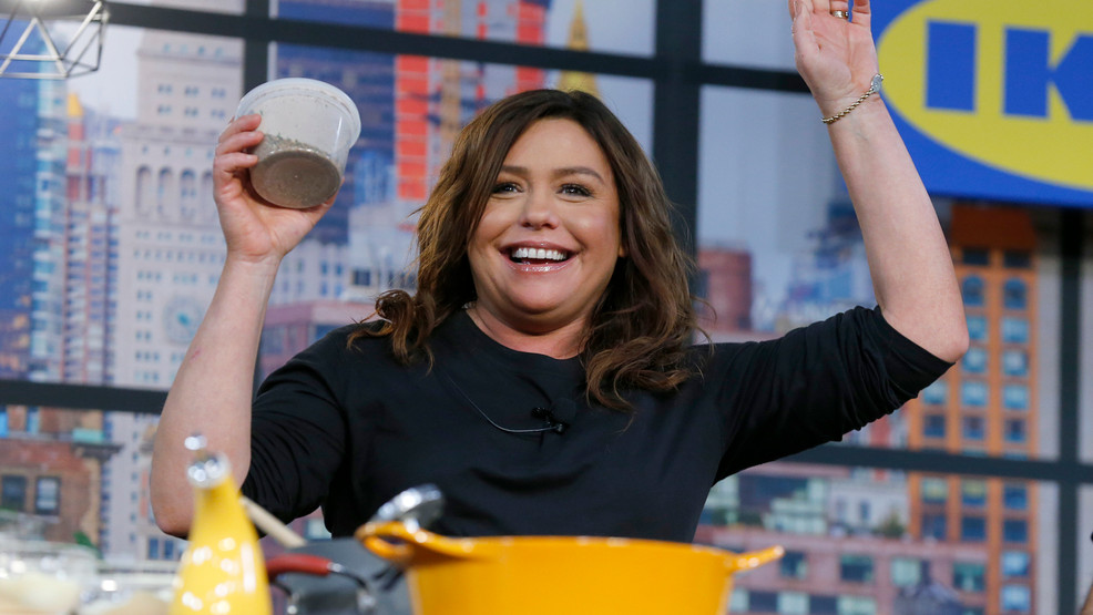 Fire engulfs cooking show star Rachael Ray's Upstate NY home