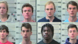 Underage drinking party busted, Auburn football player arrested