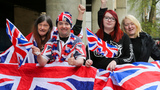 PHOTOS | Fans camp outside London hospital ahead of royal baby's birth