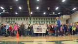 Florence holds pep rally for local Olympic athlete