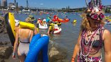 Photos: Hundreds hit the Willamette River for The Big Float 2017