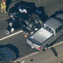 1 dead in multi-vehicle crash on SR 512 in Pierce County