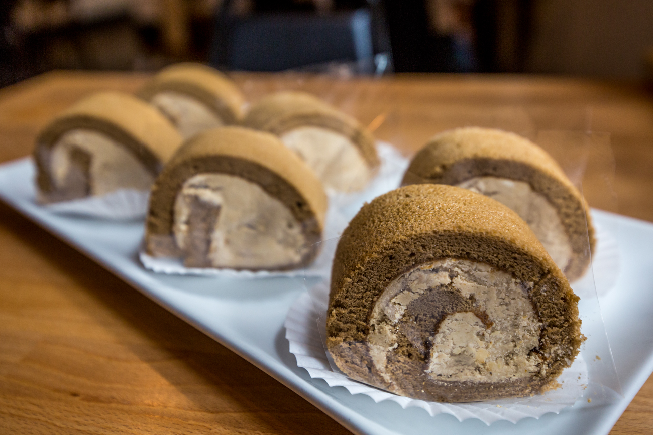 Espresso roll / Image: Catherine Viox{ }// Published: 8.5.19