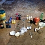 Meth lab dismantled, four arrested