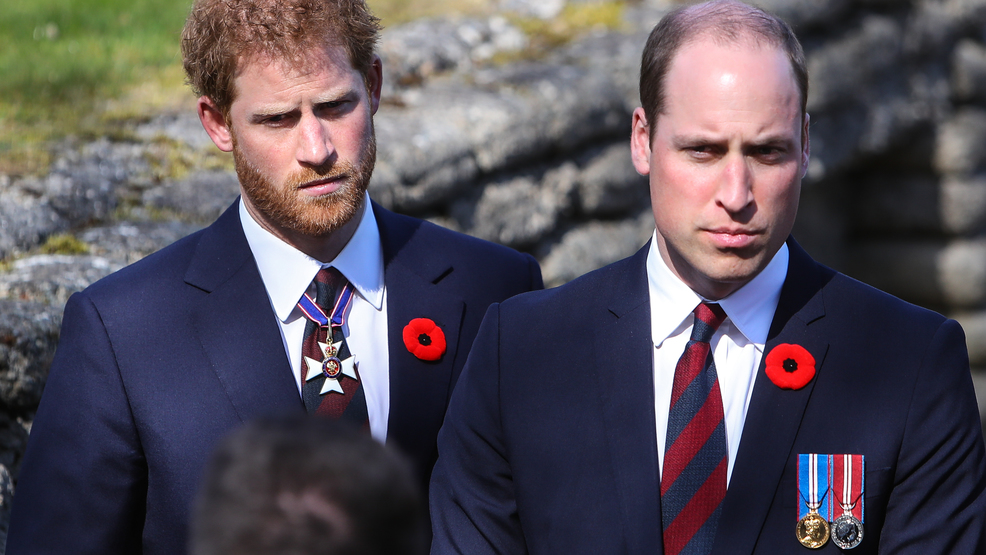Prince Harry buried his emotions following his mother's death