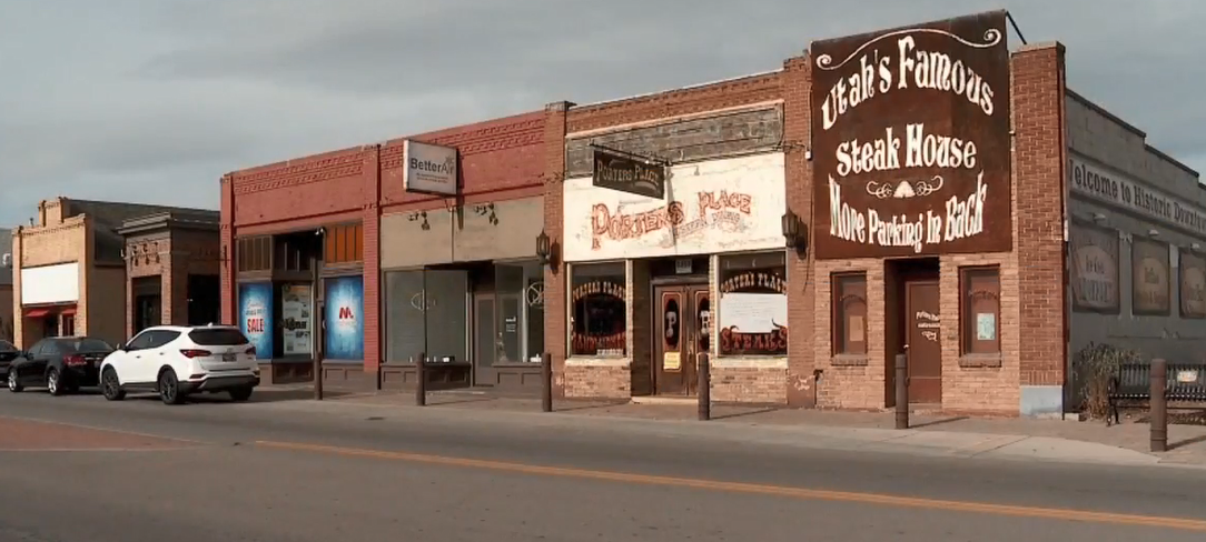 'Porter's Place' a Lehi staple for decades may be closing for good over pipe problem (Photo: KUTV)