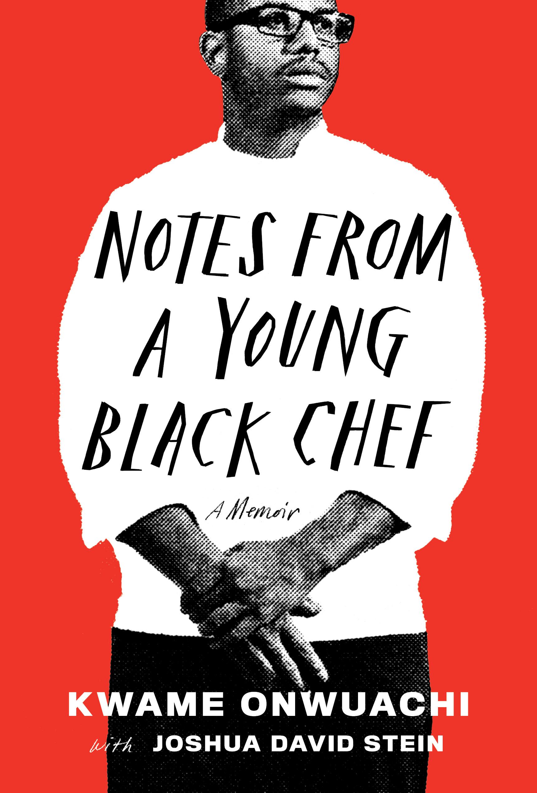 """Notes from a Young Black Chef"" by Kwame Onwuachi{&nbsp;}(Image: Courtesy Knopf)<p></p>"
