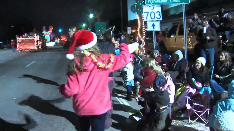 christmas lights parade in mount pleasant wciv - Mount Pleasant Christmas Parade