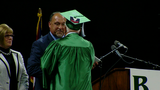Navy veteran gets his diploma 60 years later