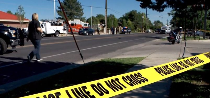 After long custody battle, man shoots ex, kills himself, leaves son with no parents (Photo: KUTV)