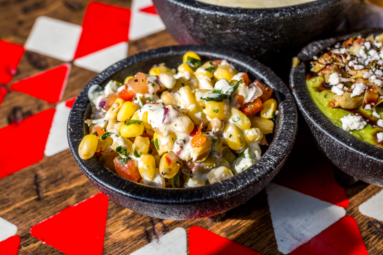 Corn salsa / Image: Catherine Viox // Published: 6.9.19
